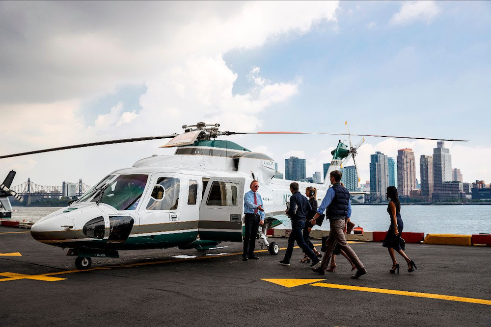 Sikorsky Charter Preferred Pricing